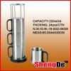 220ml coffee mug gift set