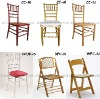 napoleon chair,wood folding chair,chateau chair