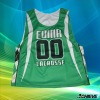 sublimated lacrosse pinnies