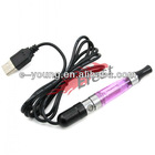 New arrival USB ego battery VV passthrough