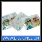Facktory supply plastic UV printing soft PVC name card pouch