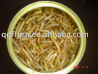 Canned turtle food mealworm