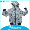 high quality boys hooded casual coat, children coats