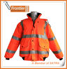 Safety Hi-Vis bomber jacket