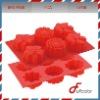bpa free food silicon bake ware at home