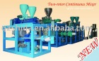 Plastic Extruder Machine / masterbatch machine FuJian manufacturer