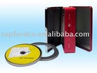 Pre-recorded DVD disk