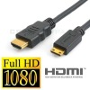 mini HDMI to HDMI Cable
