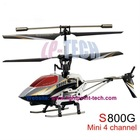 syma s800g metal frame rc mini helicopter 4ch with gyro