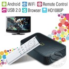 Google Android Internet TV Box,CORTEX A8 1GHz,Memory 512MB,1080P, WiFi