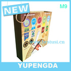 Newest digital holy quran player word by word M9+ 5 Books