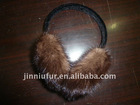 Mink ear cover