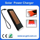 Portable Solar power charger with torch,support mobile phone,laptop,Camera,PAD,Ipod,MP3 and MP4