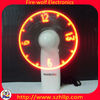 OEM promotion items,flashing message fan Manufacturer & Supplier