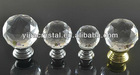 Factory Supply cabinet crystal glass knobs