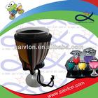 new design wine glass holder,hot sale glass cooler,wine galss kooize