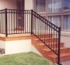 XCEL ornamental aluminum Stair Railing
