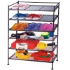 DC-376A 6 TIER STORAGE & SHOE RACK