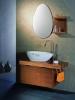 Solid wood Bathroom furniture V-13049
