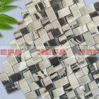 XMD007J3,black and white free mosaic pattern