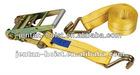EU5050 Cargo lashing belt 50mm ratchet tie down