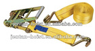 EU5050 Cargo lashing belt 50mm ratchet tie down