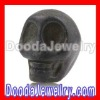 2012 Fashion Making bracelets parts Jewelry shamballa Black Skull Charm