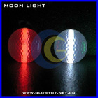 2012 hot sale color glow golf ball