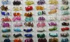 High quality natural stone gravel jewelry beads (001)