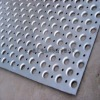 Round Hole Punch Perforated Metal