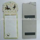 Hot selling in good quality magnet memopad