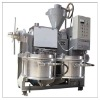 Automatic hot and cold oil press machine