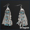 2011 fashion alloy earrings