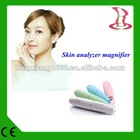 LX-P016 Portable Skin analyzer magnifier