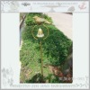 iron bird garden stake