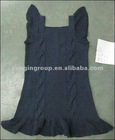girls' vest with cable pattern stock clothes