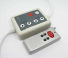 good price led light RF RGB controller withplastic capsule