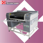 Laser punching machine for shoe material