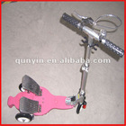 three wheeled fitness safe protection funny alloy pedals kick scooters