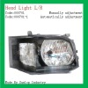 toyota hiace Head Lights / head lamp #000701,#000701-1 Hiace 2010, 2011 hiace commuter parts quantum parts toyota head light