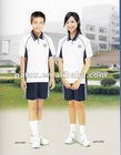 Middle School Tracksuit Sportwear MTS-59 factory price ,free size