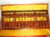 annatto wooden abacus
