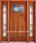 Oak Exterior Wood Door