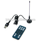 Paypal Accepted Hotselling Mini Digital USB DVB-T Dongle TV Stick