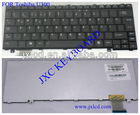 laptop keyboard for toshiba u300 black us