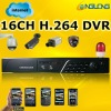 Weekly Promotion- 16CH Full D1 h264 HDMI1080P standalone dvr player(D7116A-U)