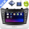 2 din car dvd with android tablet pc function