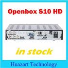 Best price original Openbox/Skybox S10 HD CA+CI DVB-S & DVB-S2 FTA Satellite Receiver for worldwide