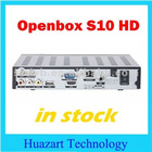 Best price original Openbox/Skybox S10 HD CA+CI DVB-S & DVB-S2 FTA Satellite Receiver for worldwide
