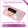 CP-4302(4.3 inch screen mp5 player PMP MP4 MP3 free mp4 player game download)